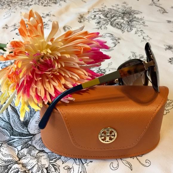 99da10f65ebd Tory Burch TY7022 Women's Sunglasses ~ Olive/Smoke.  M_5af88fa0f9e5015daca9c888